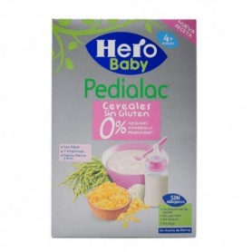 Hero Baby Pedialac Cereales 0% Azúcares +4meses 340gr