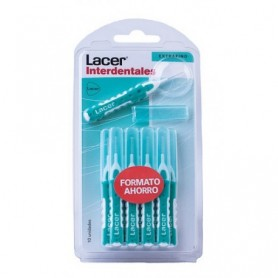 Lacer Interdental Extrafino Recto 10uds.